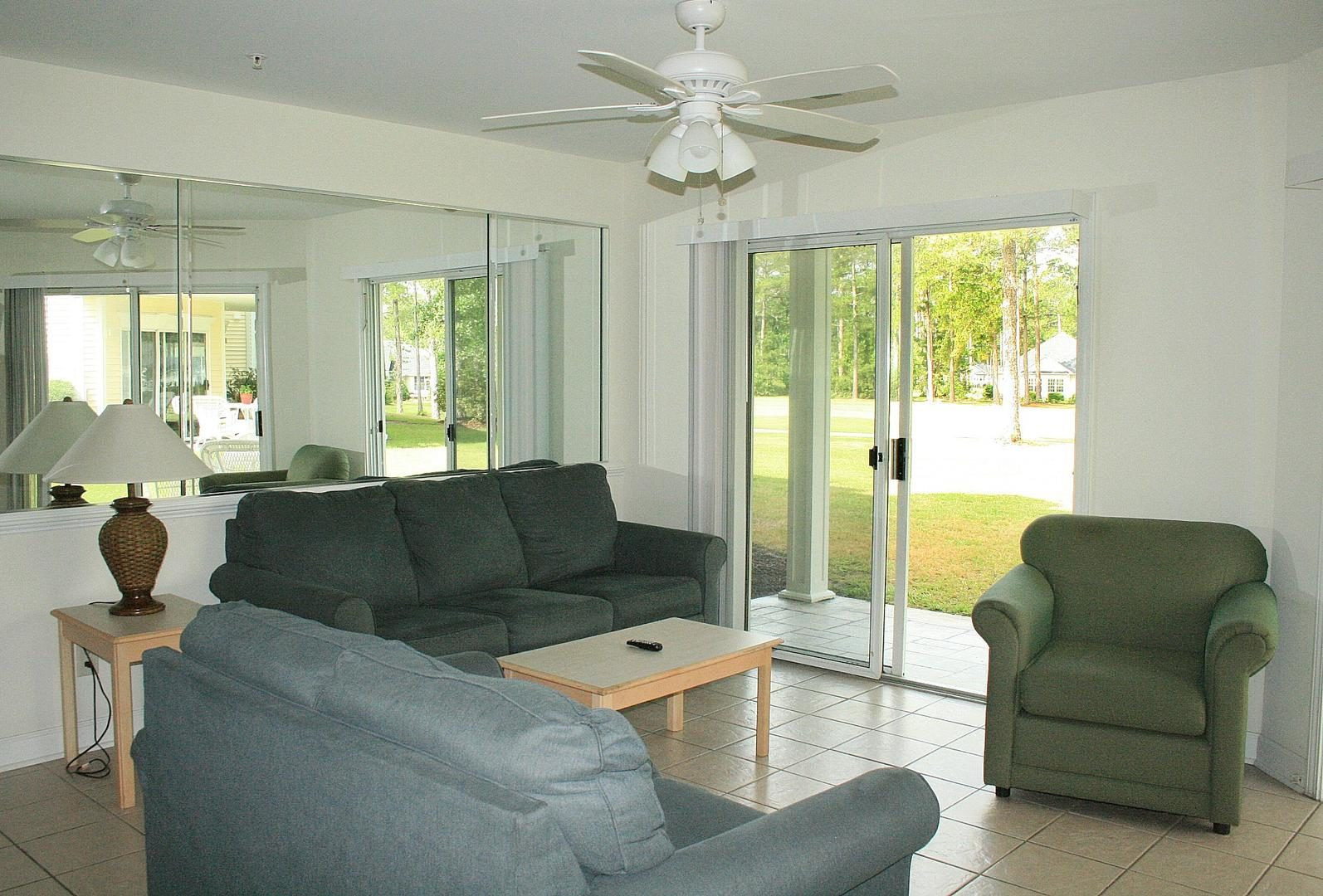 2303M 1 Bedroom/1 Bath Villa