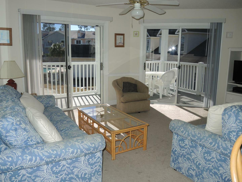 1506 2 Bedroom/2 Bath Villa