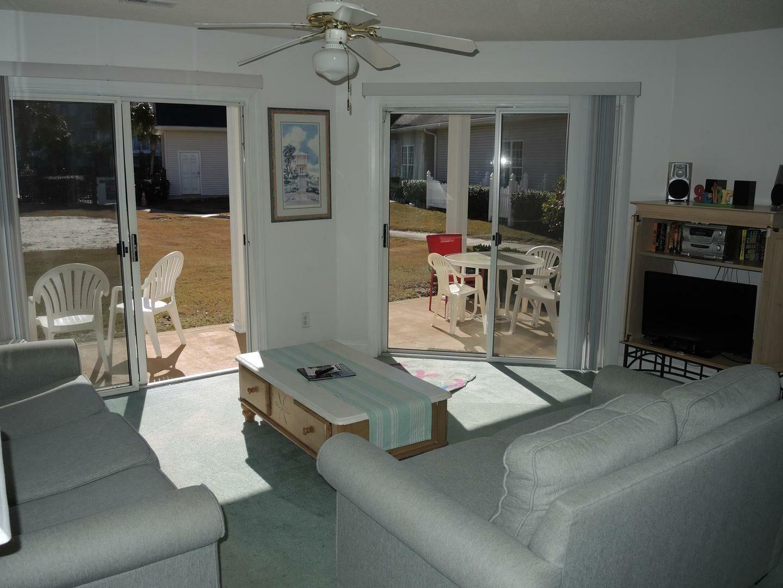 1503 2 Bedroom/2 Bath Villa