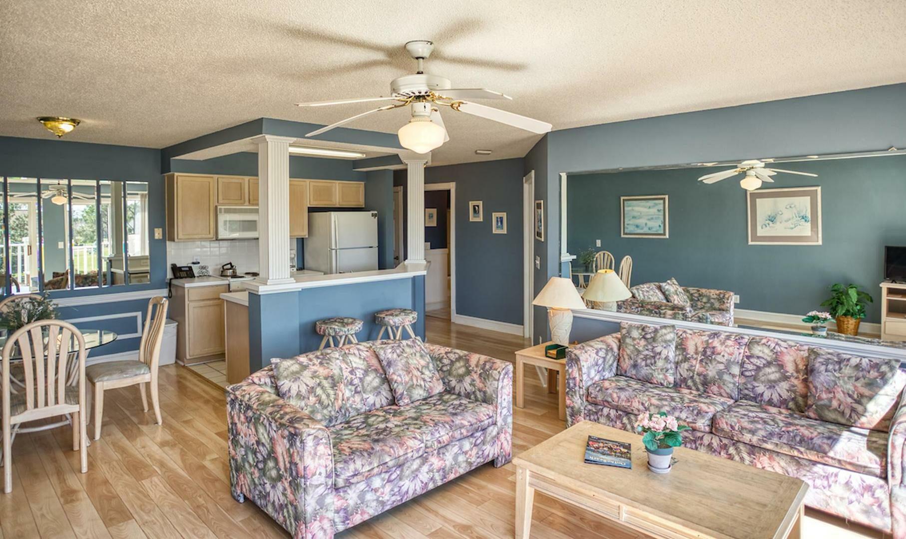 208 2 Bedroom/2 Bath Villa