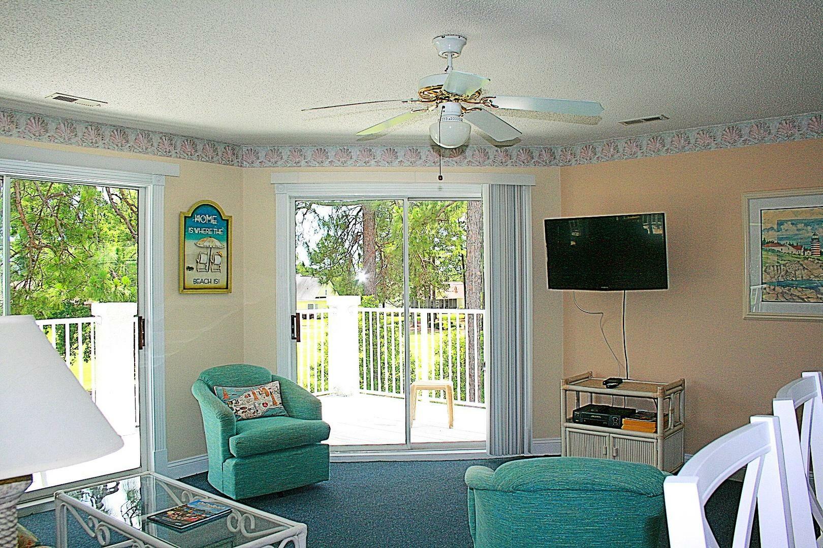 709M 1 Bedroom/1 Bath Villa