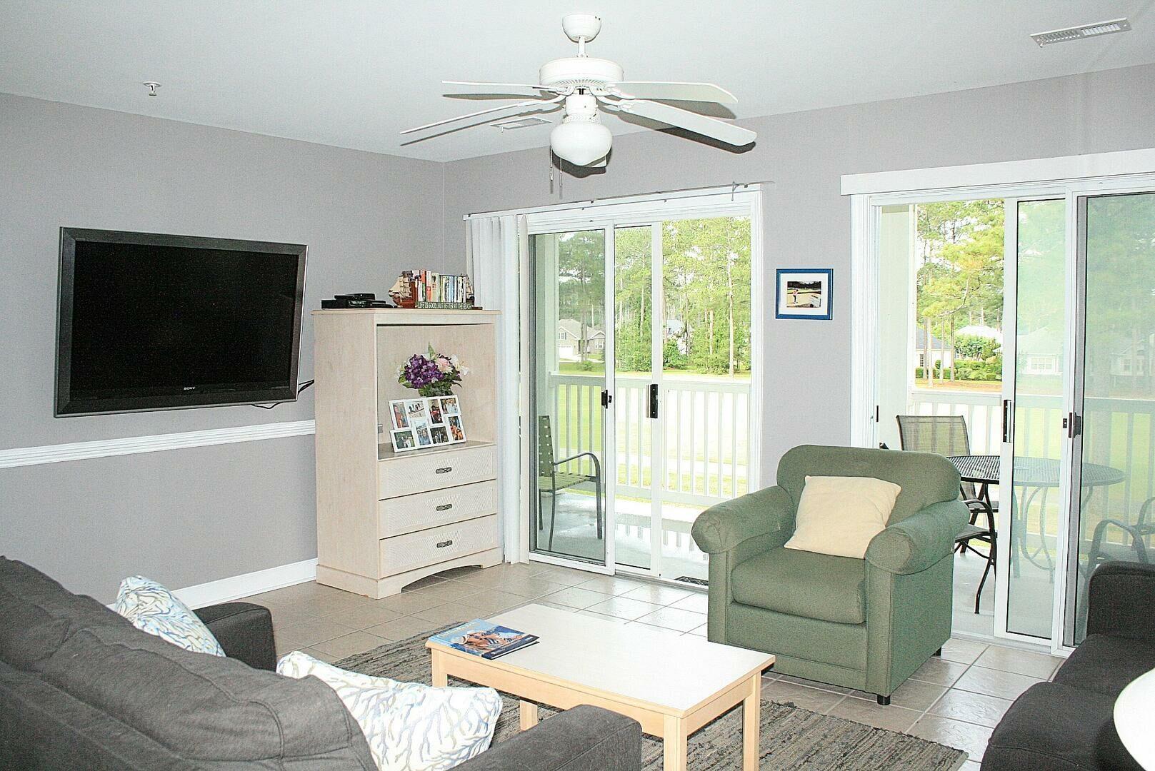 2305 2 Bedroom/2 Bath Villa