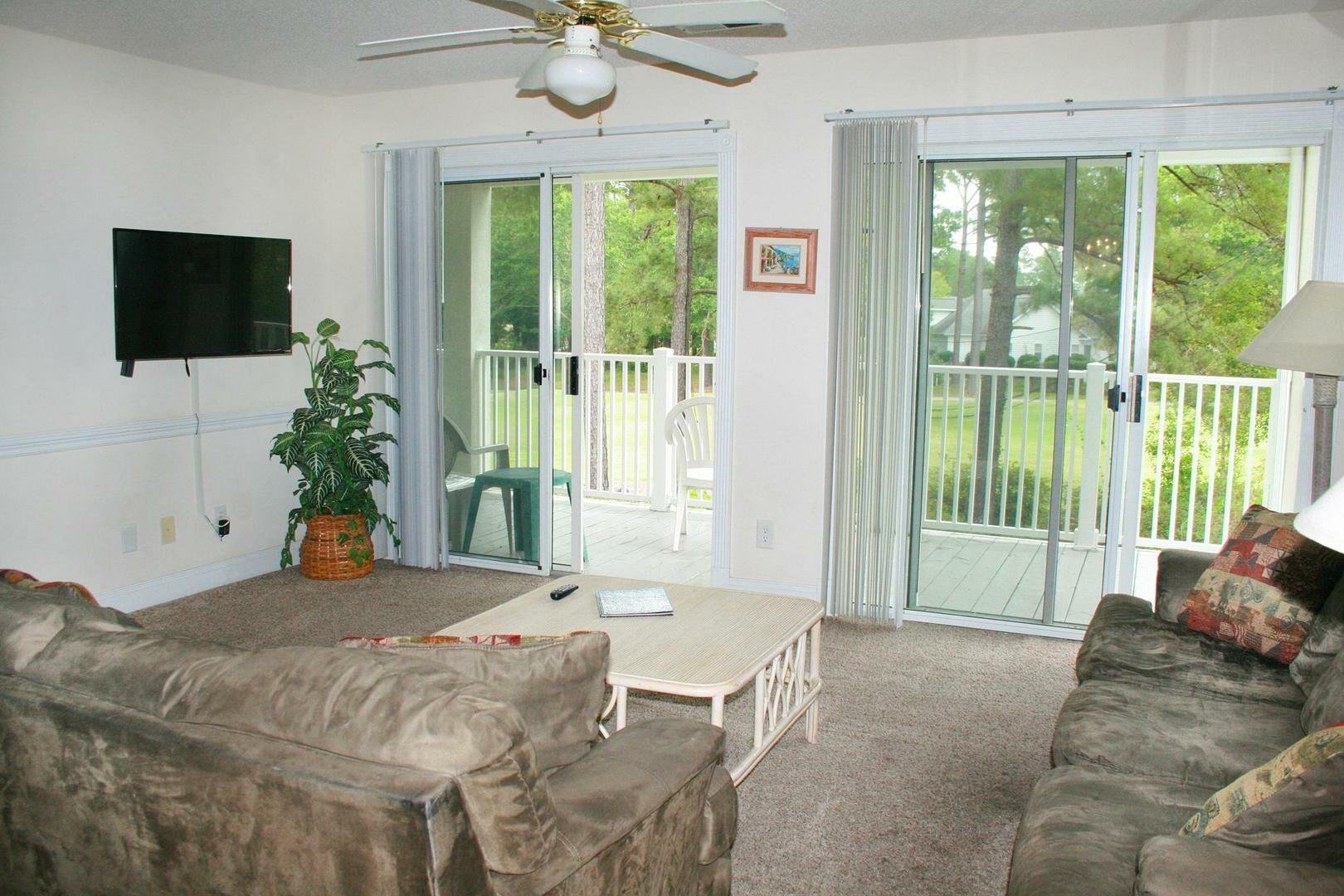 1005 2 Bedroom/2 Bath Villa