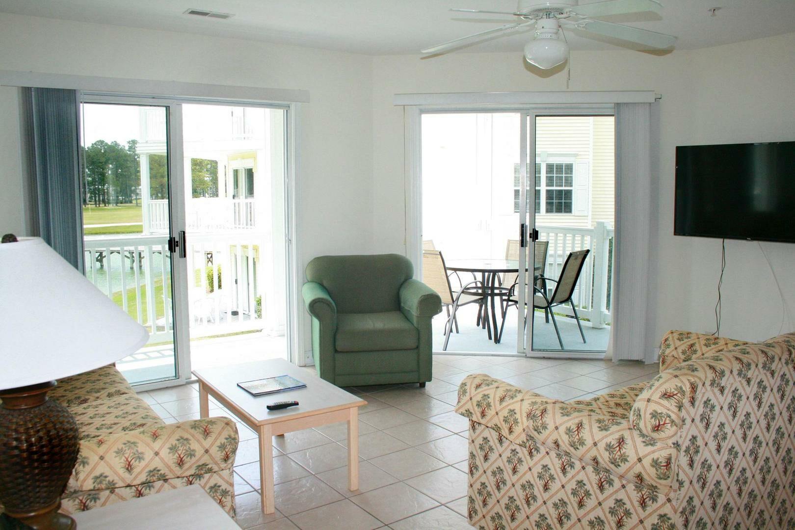 2206M 1 Bedroom/1 Bath Villa
