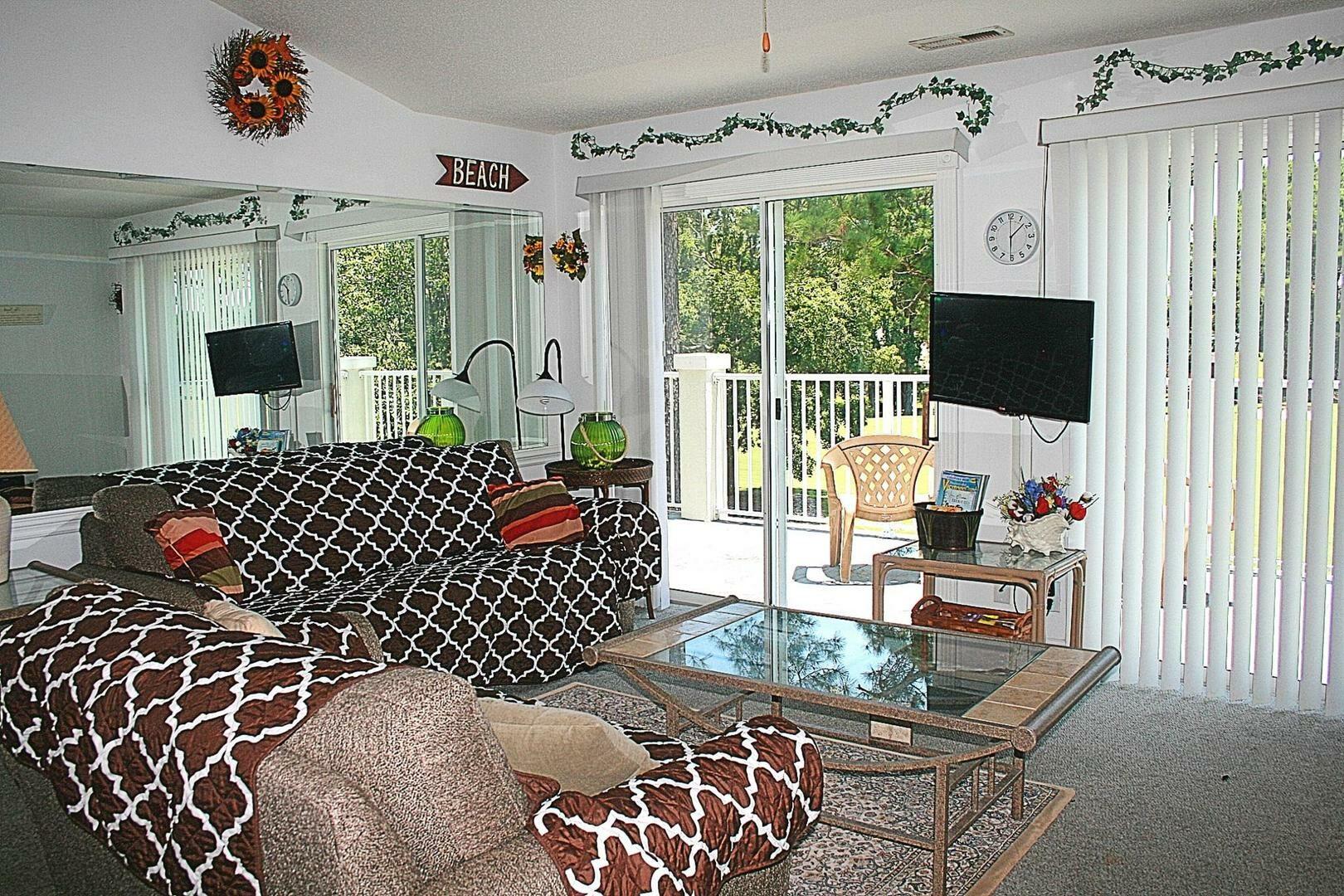 508 2 Bedroom/2 Bath Villa
