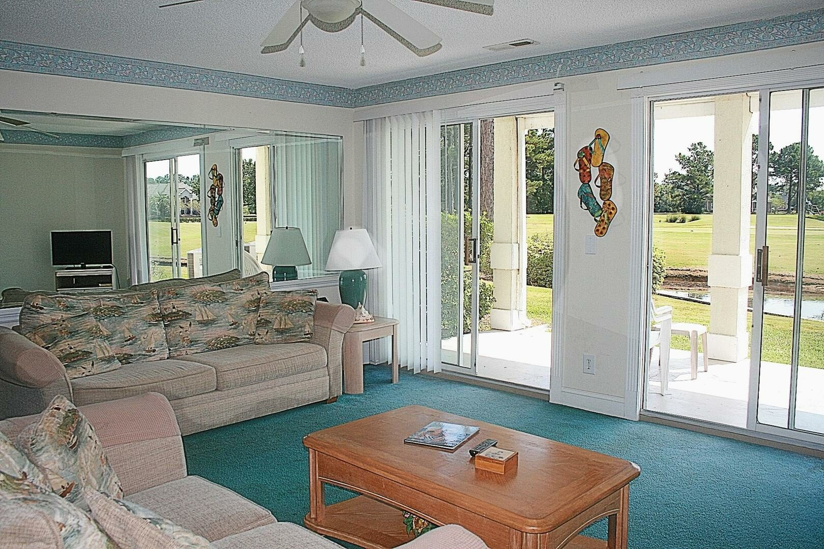 202 2 Bedroom/2 Bath Villa