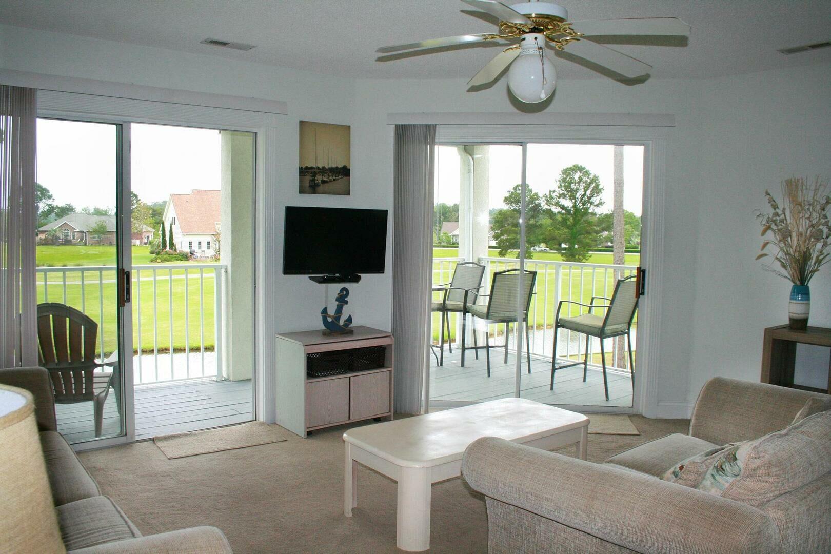406 2 Bedroom/2 Bath Villa