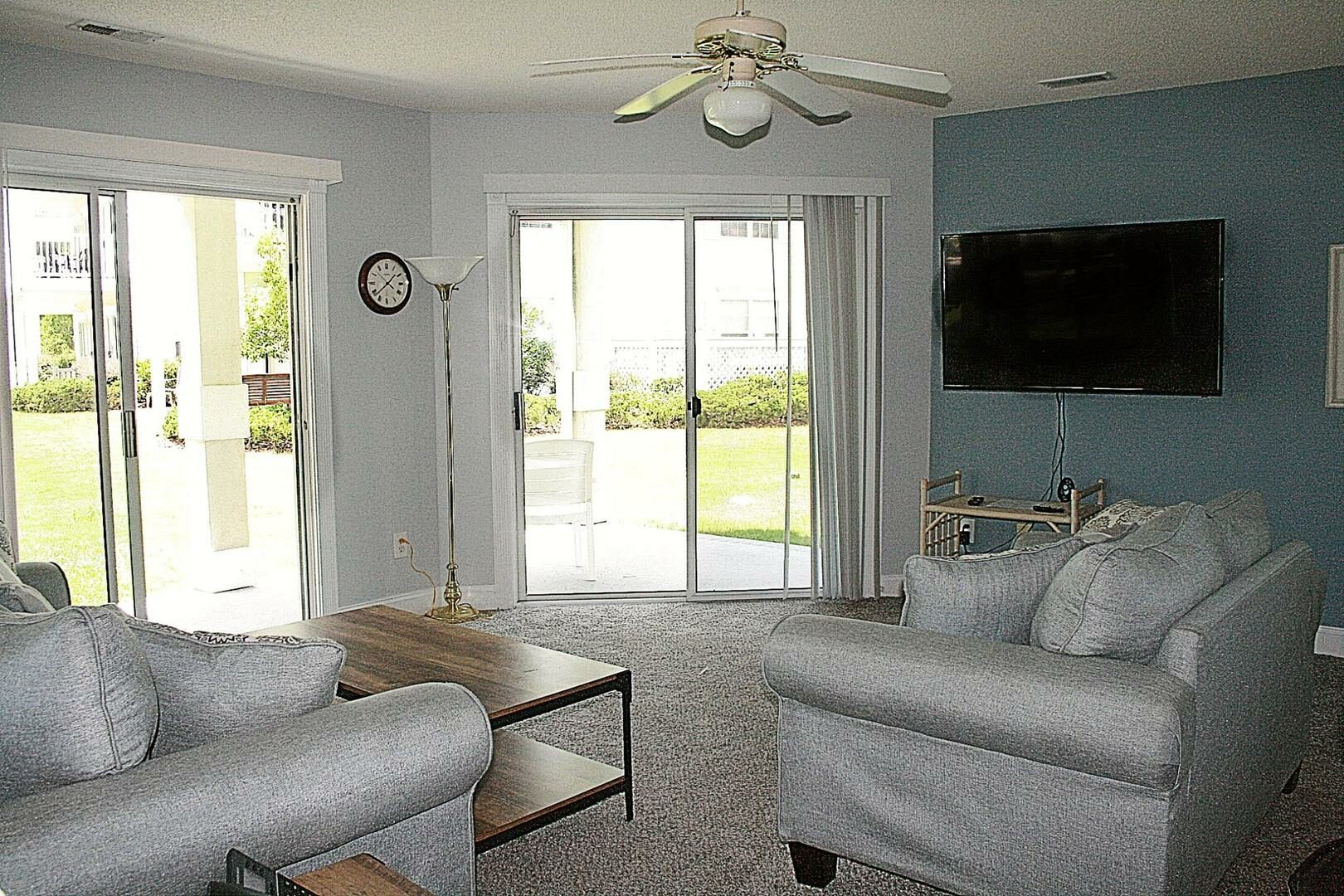 1203 2 Bedroom/2 Bath Villa