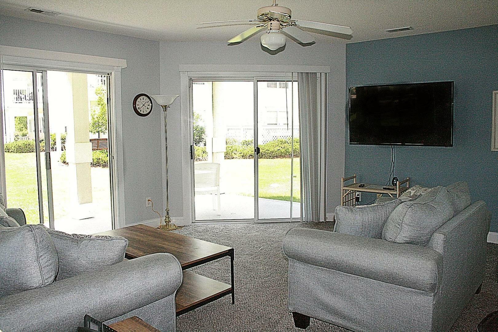 1203M 1 Bedroom/1 Bath Villa