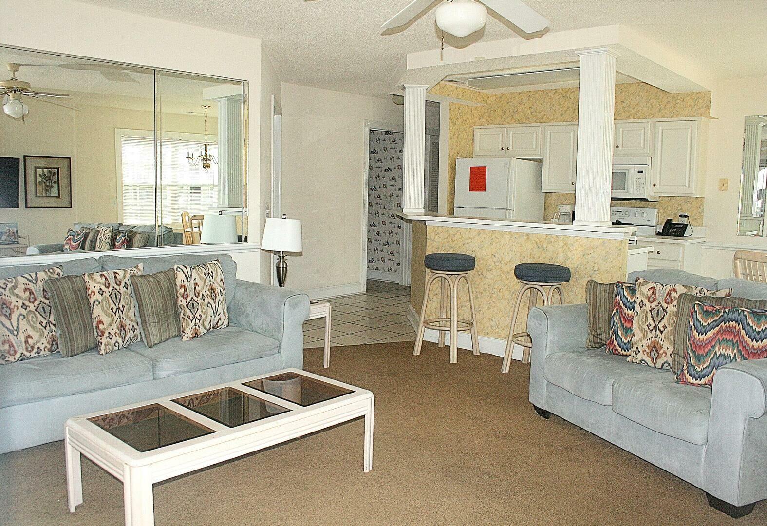 1204M 1 Bedroom/1 Bath Villa