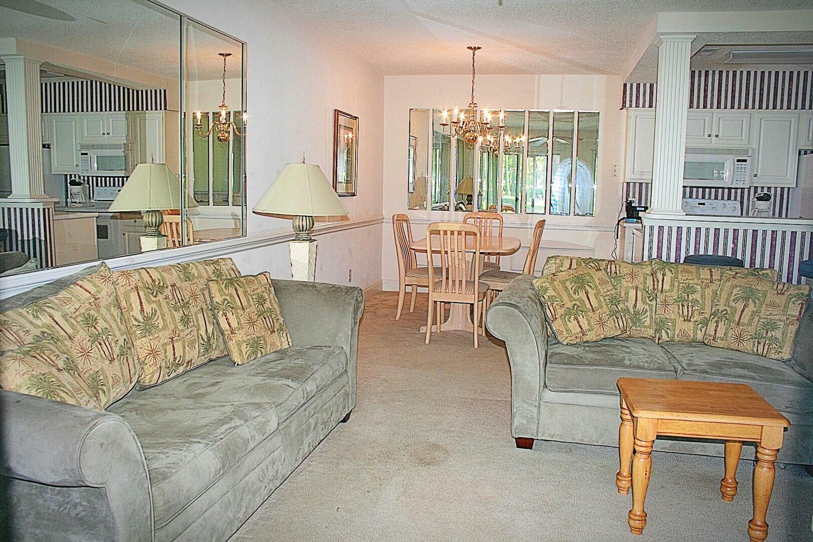 1302 2 Bedroom/2 Bath Villa