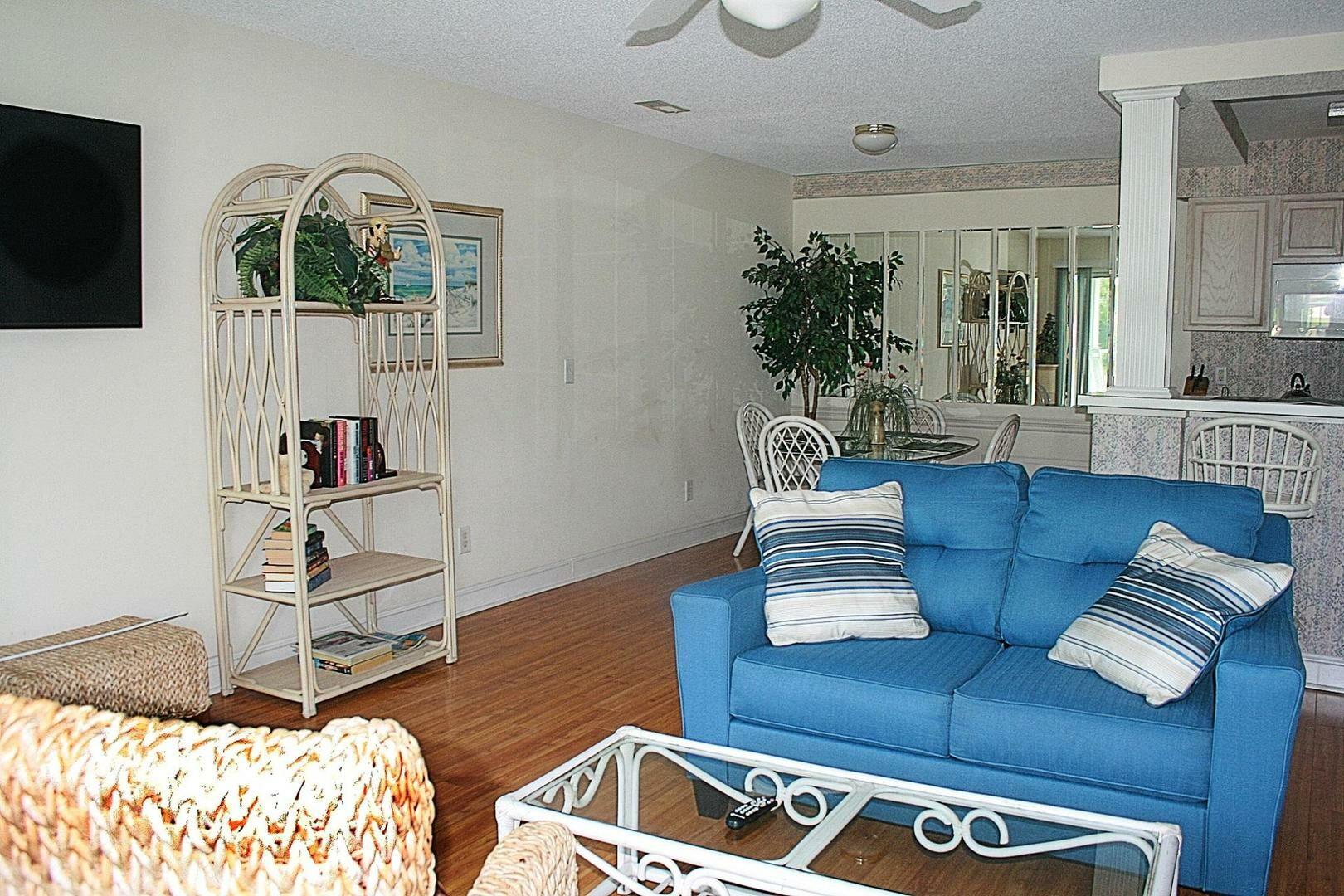 805 2 Bedroom/2 Bath Villa